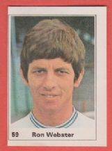 Derby County Ron Webster